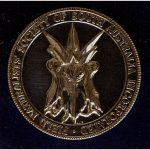 FNSSA Nature Conservation Award medallion side 2